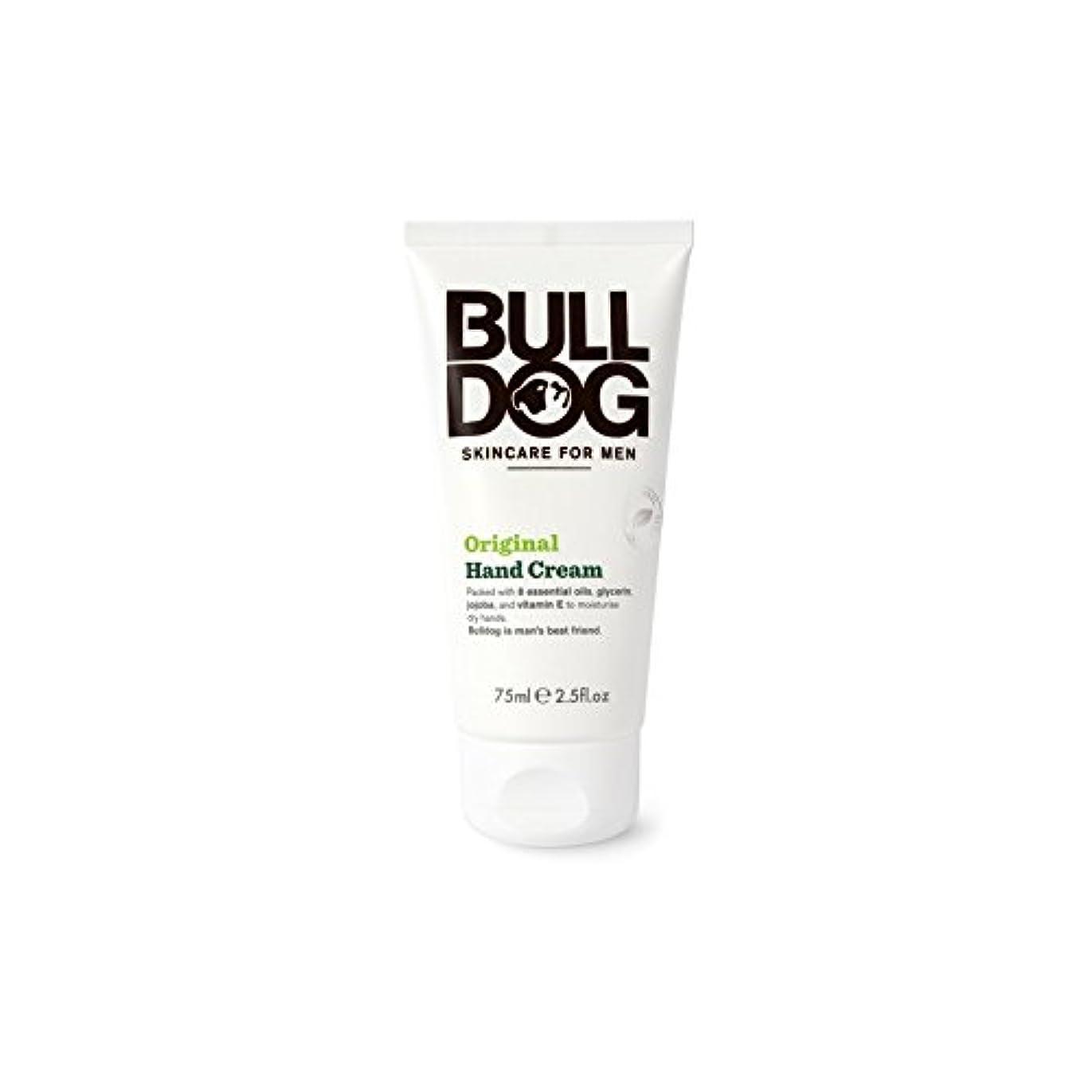 情熱科学日記Bulldog Original Hand Cream 75ml - ブルドッグオリジナルのハンドクリーム75ミリリットル [並行輸入品]