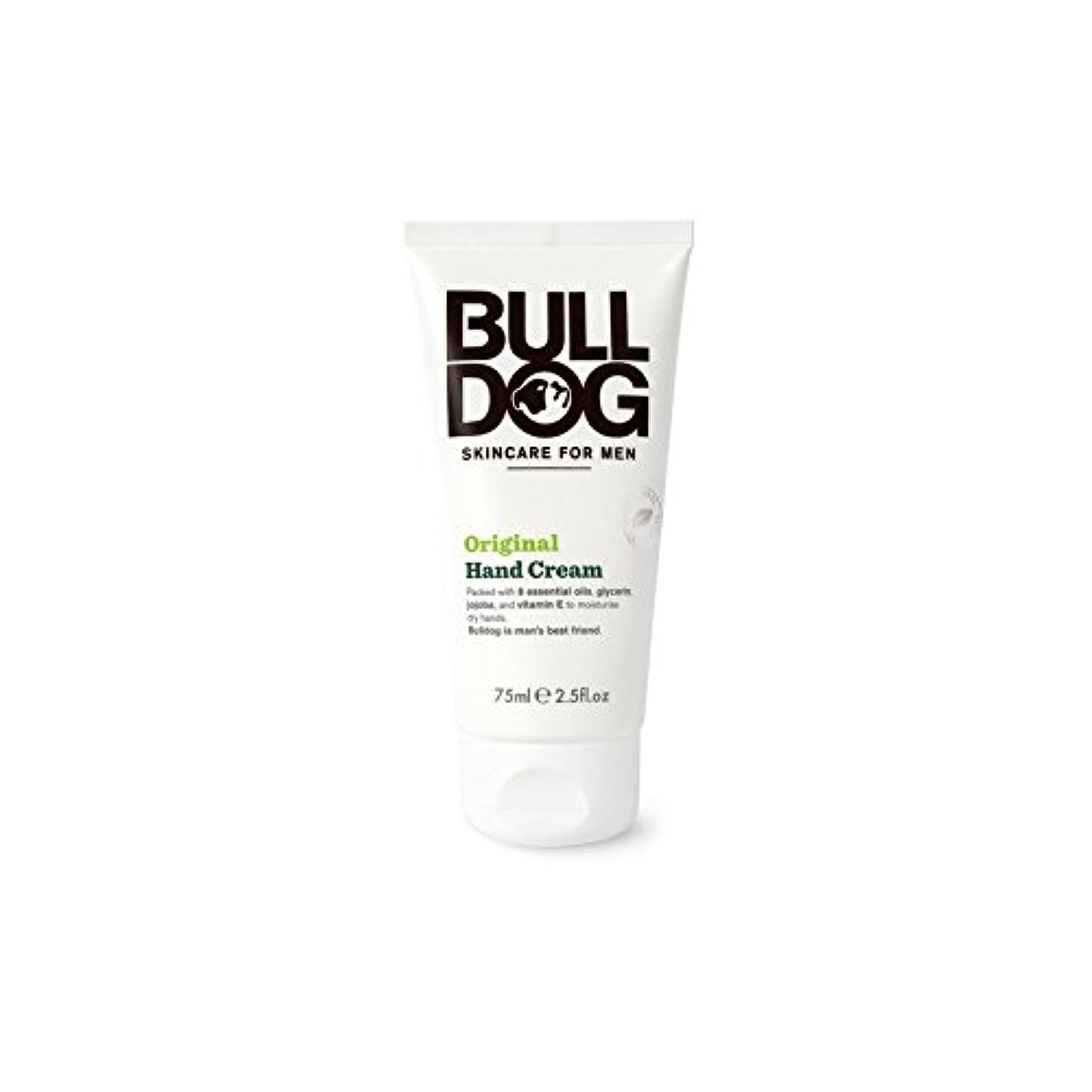 アコー遅い航空Bulldog Original Hand Cream 75ml - ブルドッグオリジナルのハンドクリーム75ミリリットル [並行輸入品]