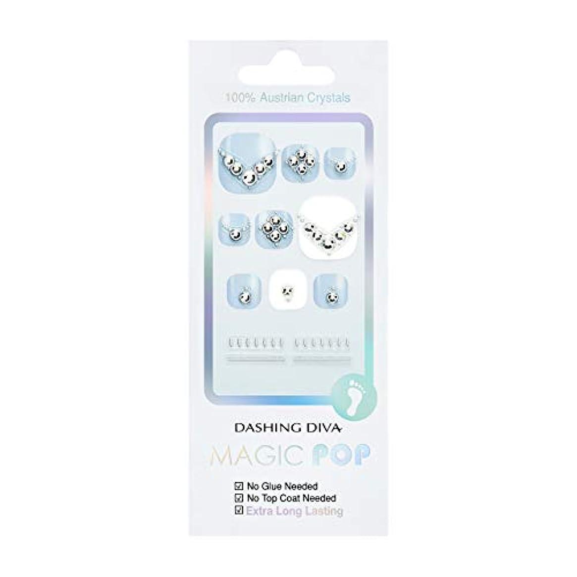 気質機会不透明なダッシングディバ マジックポップ DASHING DIVA MagicPop DMGP10P-DURY+ オリジナルジェル ネイルアート Necklace POP