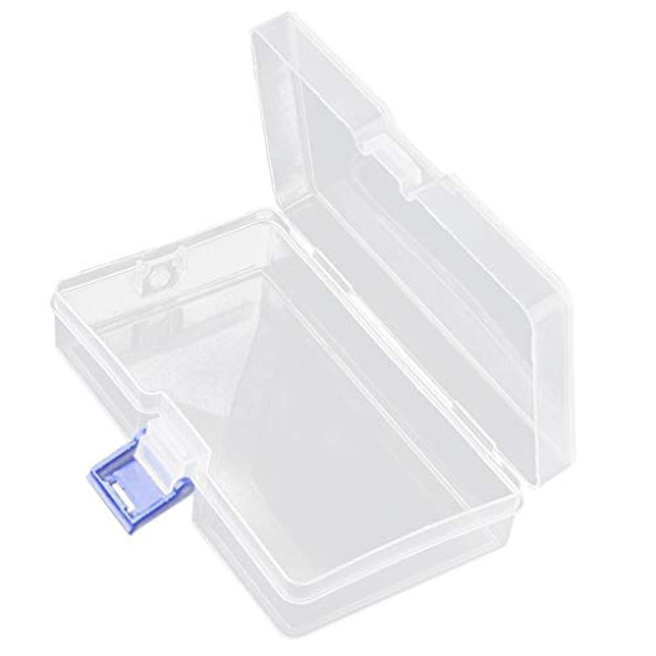 魔法方言クリームInjoyo パーツケース パーツ 収納ボックス 釣り フック 小物 アクセサリー 収納 透明ボックス 雑貨入れ