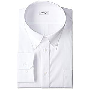 (アトリエサンロクゴ) atelier365 形態安定 長袖Yシャツ【礼服】【ドレスシャツ】【ワイシャツ】/6041-bd-zaiko-3L-45-88