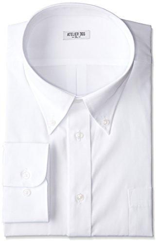(アトリエサンロクゴ) atelier365 形態安定 長袖Yシャツ【礼服】【ドレスシャツ】【ワイシャツ】/ 6041