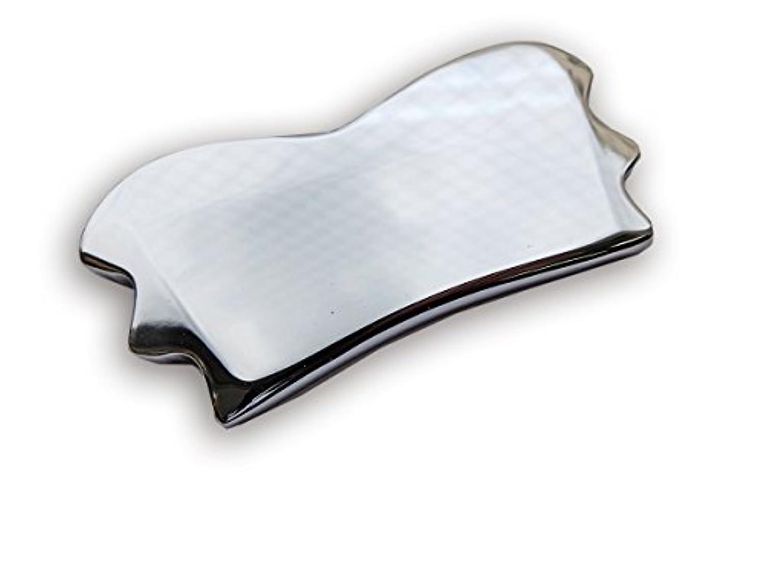 配管工ぴかぴか未払いNatural Pure ドクターノバリア テラヘルツ かっさ お試用テラヘルツ鉱石約40~50g付 蝶型 本物の証 鑑定書付で返品可能