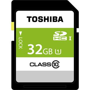 キオクシア『SDBR48N32G 32GB』