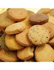 蒲屋忠兵衛商店 10種の豆乳おからクッキー 1kg(500g×2袋)