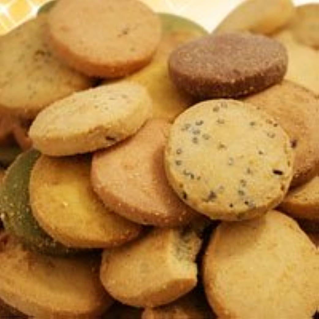 香港温室ボーダー蒲屋忠兵衛商店 10種の豆乳おからクッキー 1kg(500g×2袋)