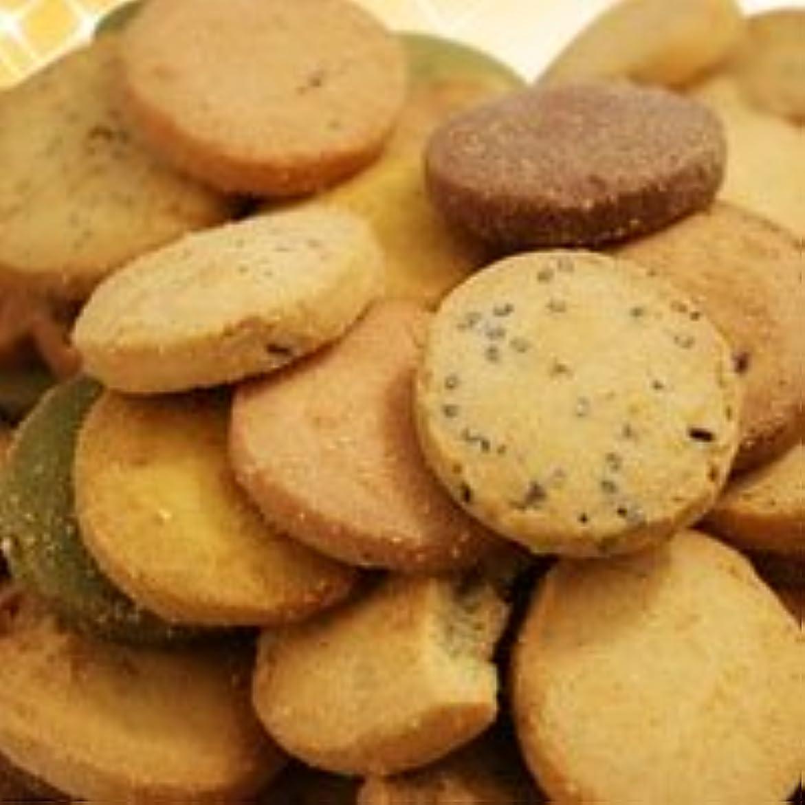 アラスカ弱める書店蒲屋忠兵衛商店 10種の豆乳おからクッキー 1kg(500g×2袋)