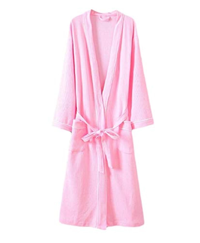 Candiyer メンズバスローブのスリーブウェアパジャマ快適なソフト織物ナイトガウン
