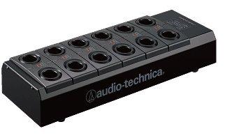 オーディオテクニカ 12連装急速充電器(バッテリーチャージャー) BC12