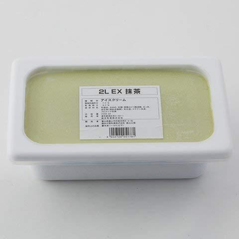 エクセレント抹茶 2L 【冷凍・冷蔵】 5個