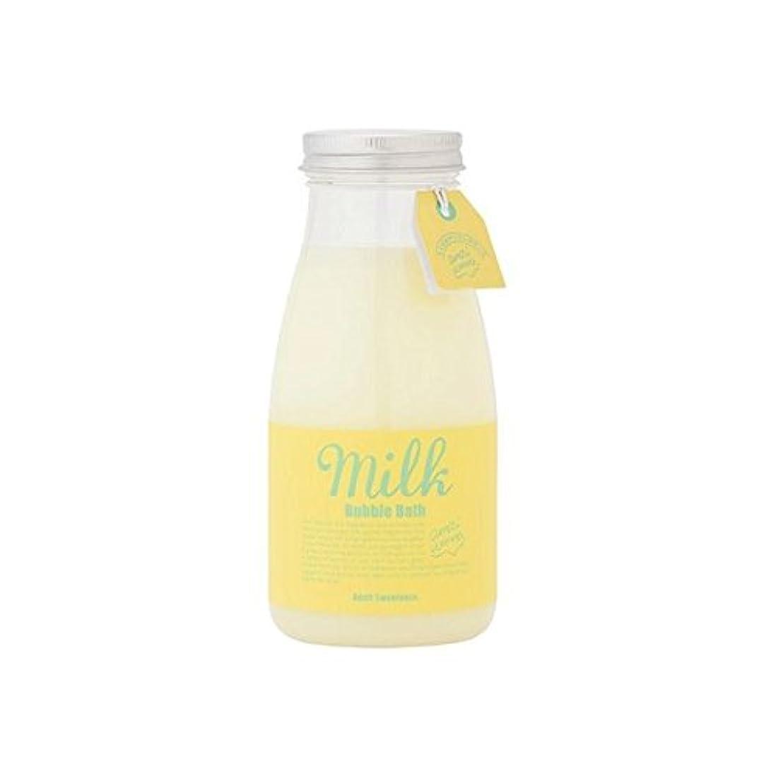 リズミカルな市場在庫アマイワナ ミルクバブルバス 大人の甘美デザート 300ml(泡風呂タイプ入浴料 約4回分 フローラルと果実の香り)