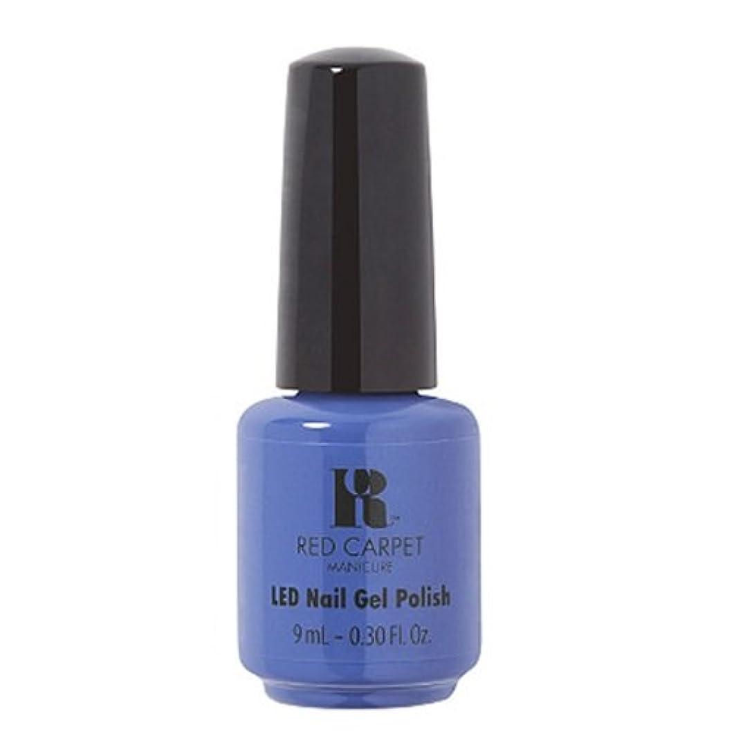 無効共産主義者上陸Red Carpet Manicure - LED Nail Gel Polish - Show Biz Beauty - 0.3oz / 9ml