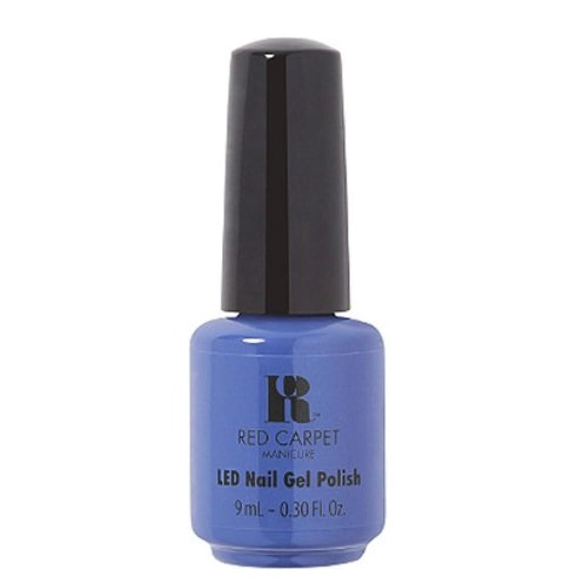 コミットほこりっぽい葉っぱRed Carpet Manicure - LED Nail Gel Polish - Show Biz Beauty - 0.3oz / 9ml