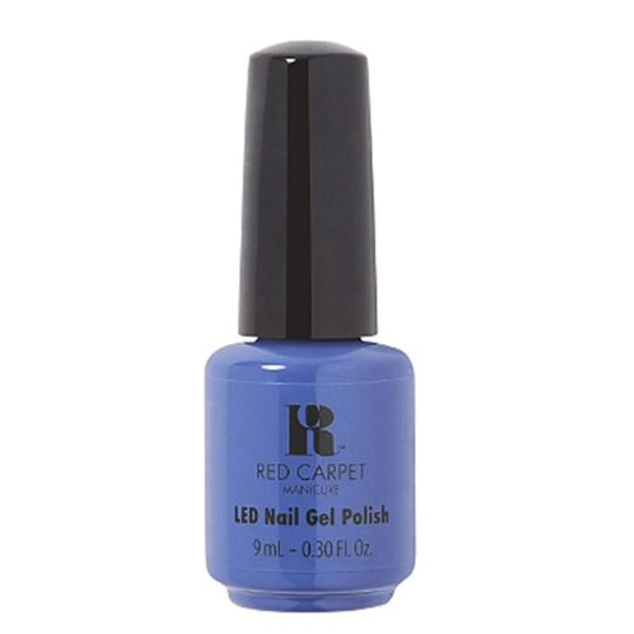かみそりセレナ複合Red Carpet Manicure - LED Nail Gel Polish - Show Biz Beauty - 0.3oz / 9ml