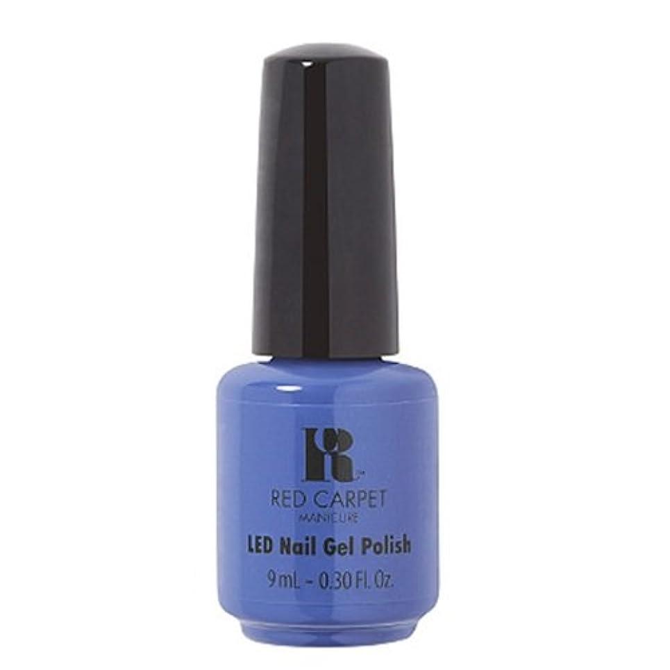 目立つ大理石権利を与えるRed Carpet Manicure - LED Nail Gel Polish - Show Biz Beauty - 0.3oz / 9ml