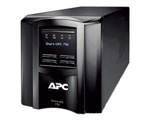シュナイダーエレクトリック Smart-UPS 750 LCD 100V オンサイト3年保証 SMT750JOS3
