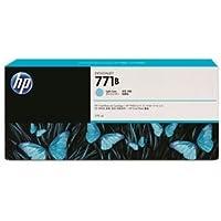 (まとめ) HP771B インクカートリッジ ライトシアン 775ml 顔料系 B6Y04A 1個 【×3セット】 ds-1573425