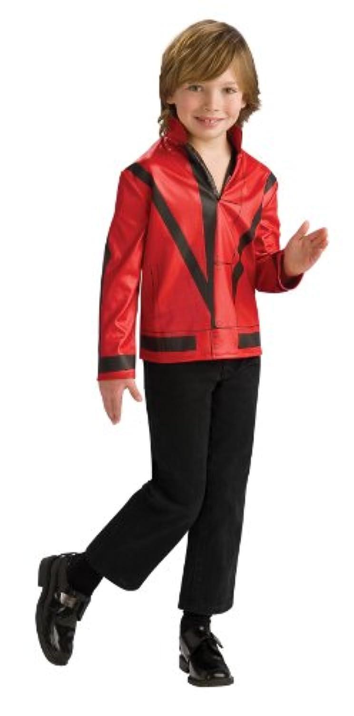Michael Jackson Child Thriller Jacket Childマイケル?ジャクソンの子供のスリラーのジャケットの子?ハロウィン?サイズ:Small (4-6)