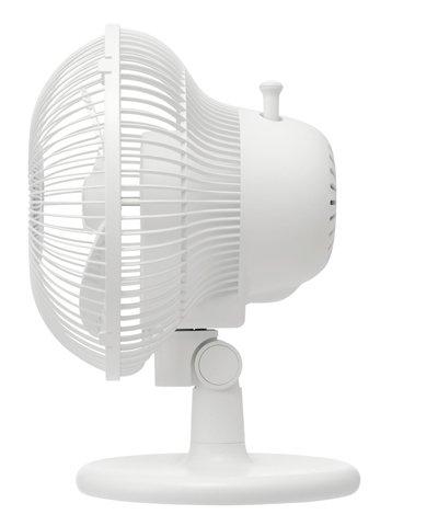 ±0(プラマイゼロ) 扇風機 コンパクトファン Compact Fan XQS-A220 ホワイト