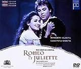 英国ロイヤル・オペラ グノー:歌劇《ロメオとジュリエット》全曲 [DVD] ユーチューブ 音楽 試聴