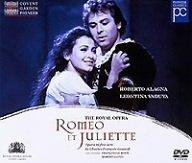 英国ロイヤル・オペラ グノー:歌劇《ロメオとジュリエット》全曲 [DVD]