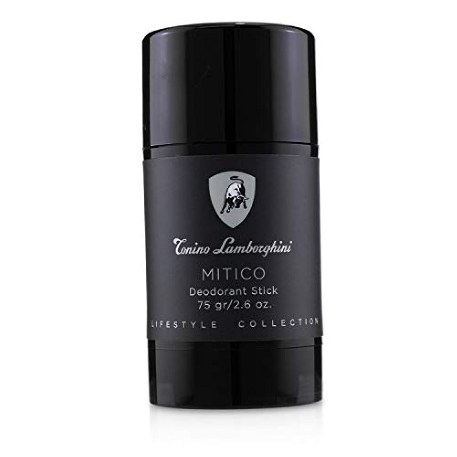 剪断肉屋覆すランボルギーニ Mitico Deodorant Stick 75g/2.6oz並行輸入品