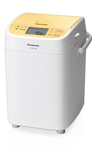 パナソニック ホームベーカリー  1斤タイプ イエロー SD-BH1000-Y