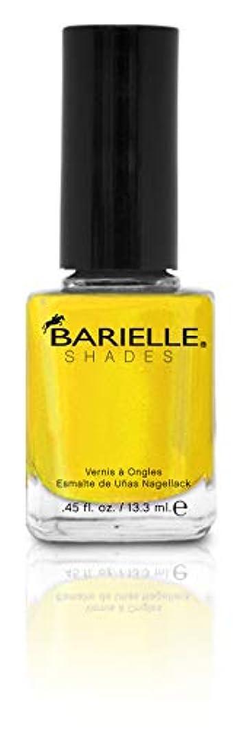 戸惑う雨の未使用BARIELLE バリエル サンイエロークリーム 13.3ml Lemondrops 5070 New York 【正規輸入店】