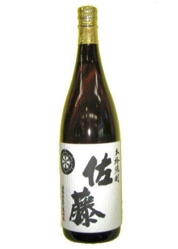 佐藤酒造 佐藤 白 芋焼酎 1800ml