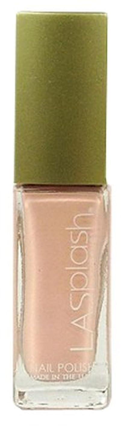 中で嫌い修正するLASplash ネイルカラー206 Strawberry Sorbet