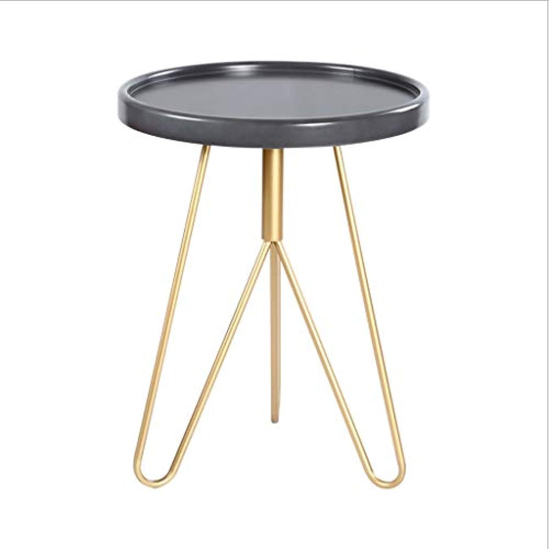 言うまでもなく送る本を読むHY 小さなサイドテーブルモバイルバルコニー小さなコーヒーテーブルのリビングルーム北欧のベッドサイドテーブルのソファーテーブル (サイズ さいず : L55.5CMXW55.5CMXH71.5CM)