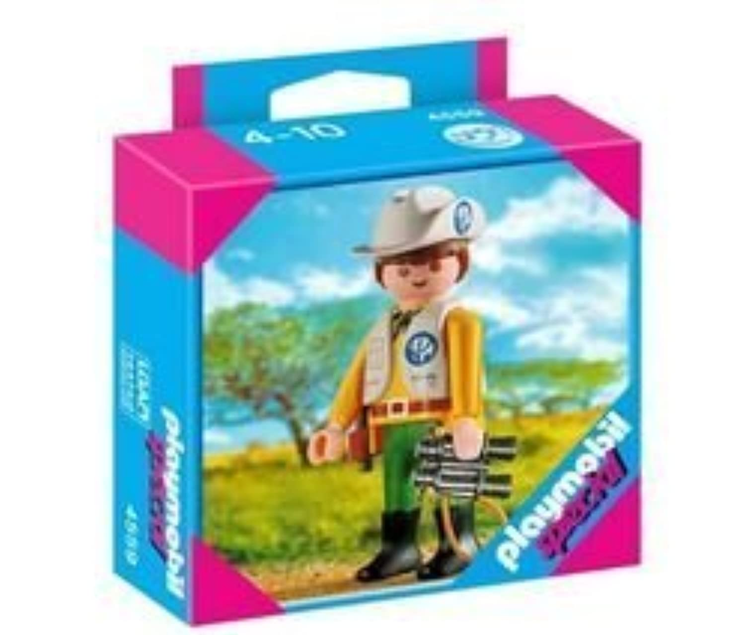 Playmobil - 4559 Game Warden by Playmobil [並行輸入品]