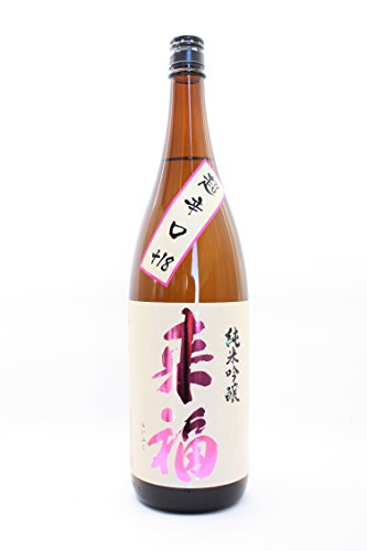 茨城県 来福酒造 来福 ( らいふく ) 純米吟醸 超辛口 1...