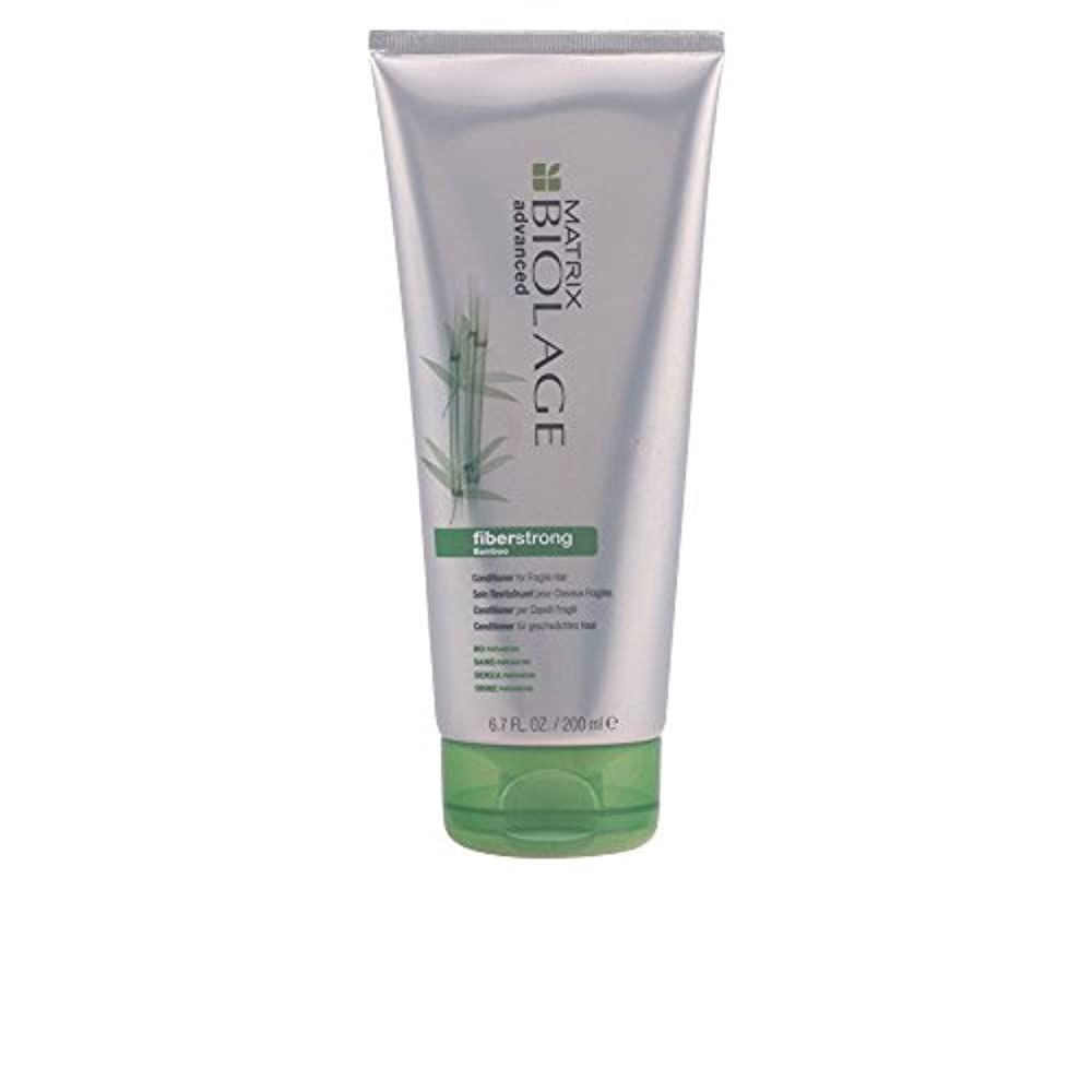 潮キャッチふざけたMatrix Biolage FiberStrong Conditioner 200ml
