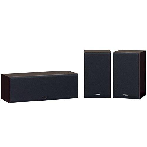 ヤマハ スピーカーパッケージ 5.1ch ハイレゾ音源対応 ウォルナット NS-P350(MB)