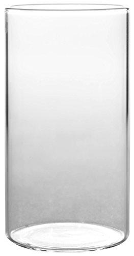 Borosil VCL350 Vision Classic Large Glass (Set of 6), 12 oz (350ml), Glass by Borosil