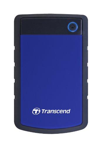 Transcend (トランセンド) USB3.0 ポータブルHDD StoreJet2.5 4TB B078YGB7DJ 1枚目