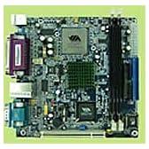 EPIA-Vシリーズ Eden533MHz CPU(FANレス)