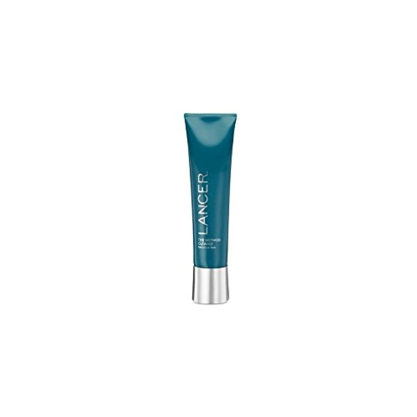 前売海峡ひも印象クレンザー敏感肌(120ミリリットル):ランサーは、メソッドをスキンケア x4 - Lancer Skincare The Method: Cleanser Sensitive Skin (120ml) (Pack of...