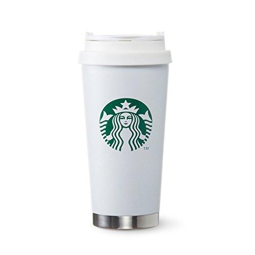 Starbucks coffee 스타벅스 스테인레스 ToGo로고 텀블러 매트 화이트 그란데 470ml-스테인레스 ToGo 화이트350