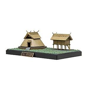 フジミ模型 建物モデルシリーズ No.27 登呂遺跡 プラモデル 建物27