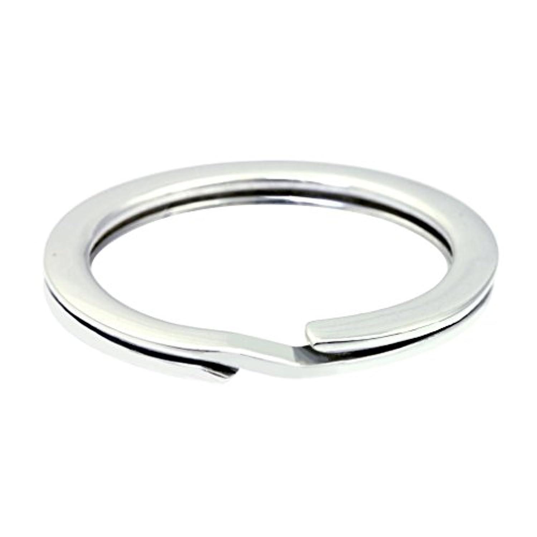 [シアーズ] Sears キーリング シルバー925 純銀 シンプルデザイン keyring