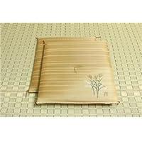 純国産/日本製 捺染返し い草座布団 『薄(すすき) 2枚組』 約55×55cm×2P