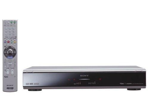 SONY スゴ録 地上/BS/110度CSデジタルハイビジョンチューナー搭載HDD&DVDレコーダー250GB RDZ-D700