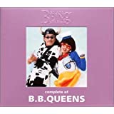 complete of B.B.QUEENS at the BEING studio