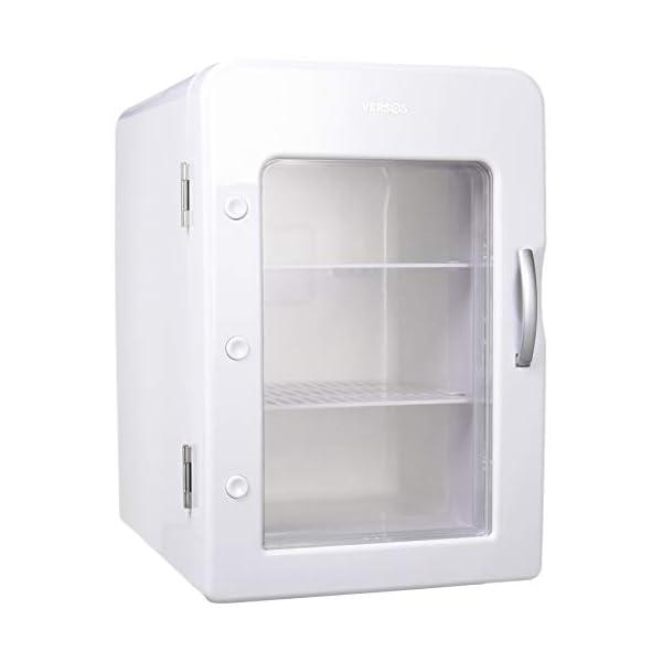 VERSOS 4リットル冷温庫 ホワイト VS-416の商品画像
