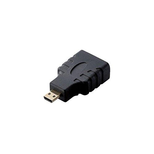 HDMI変換アダプタ AF-D ブラック AD-HDAD3BK