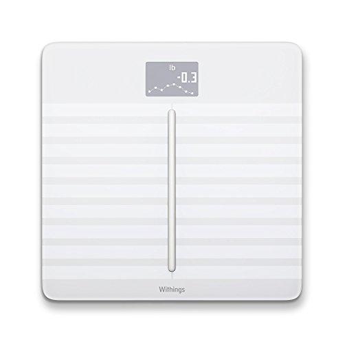 Withings スマート体重計 Body Cardio ホワイト Wi-Fi/Bluetooth対応【日本正規代理店品】
