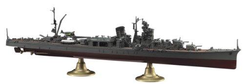 ハセガワ 1/350 日本海軍 軽巡洋艦 能代