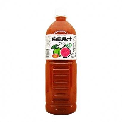 南島果汁 グァバ 1L ×6本